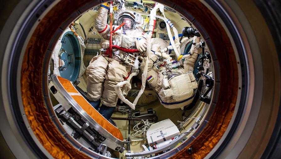 Работа системы получения кислорода на МКС восстановлена