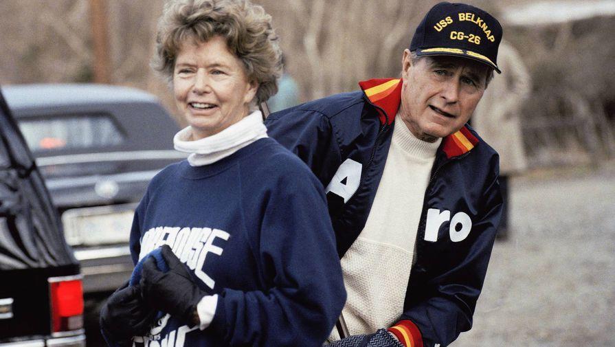 Умерла сестра Джорджа Буша - старшего
