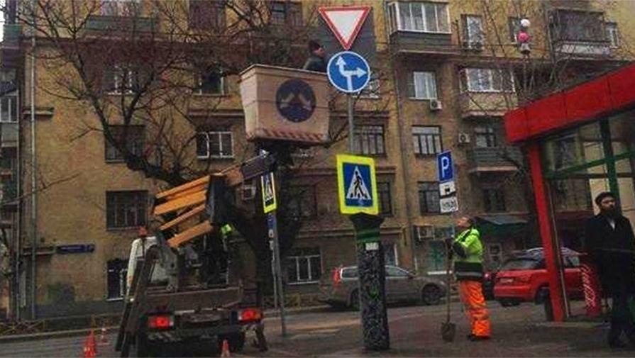 В России стало на один вид дорожного знака больше