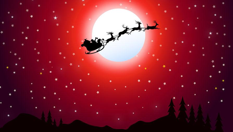В ВОЗ заверили, что Санта-Клаус имеет иммунитет к COVID-19