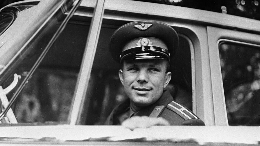 В Японии открылась выставка, посвященная 60-летию полета Гагарина в космос