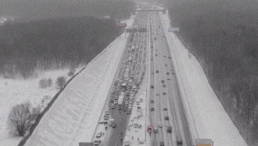 В Москве продлили ограничения для грузовиков более 12 тонн
