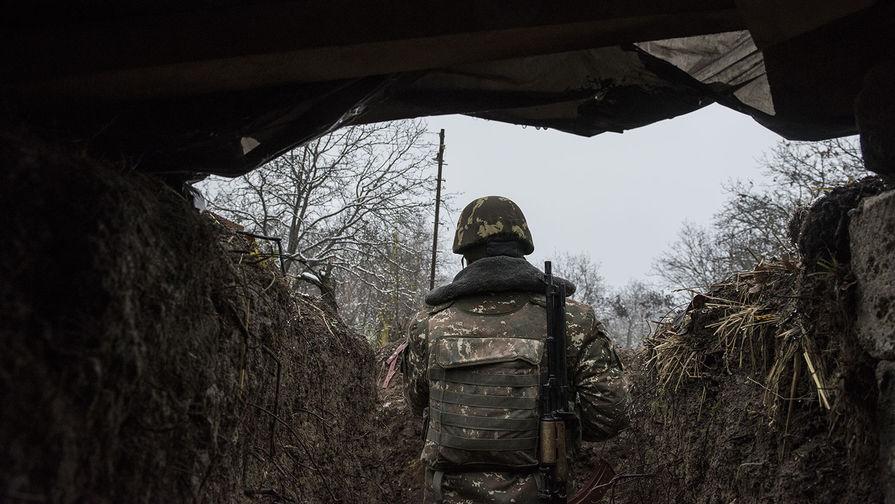 Армения не выявила ни одного инцидента с военными Карабаха