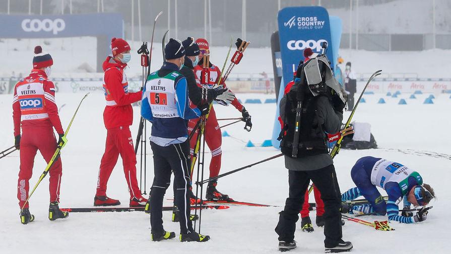 Финский лыжник принял извинения Большунова
