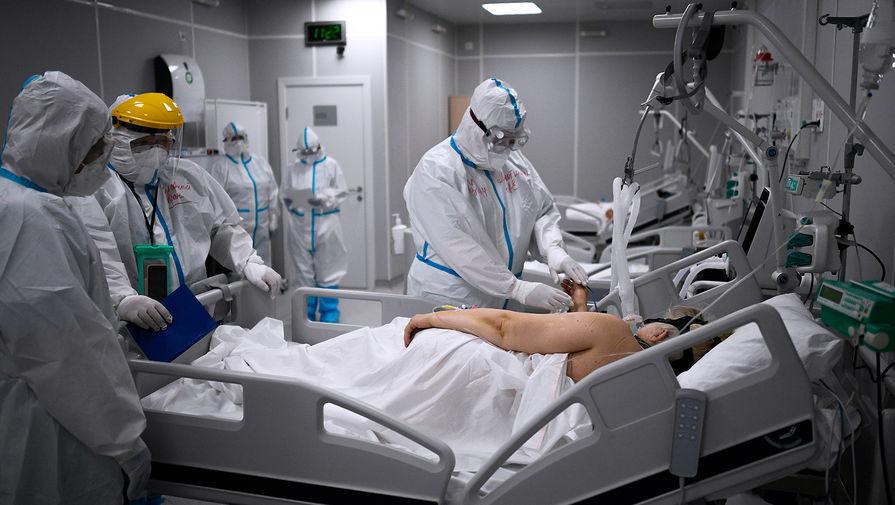 Инфекционист объяснил снижение числа случаев COVID-19 в России