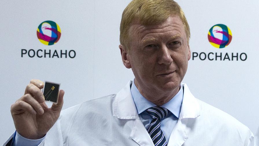 Чубайс рассказал о разговоре с Путиным перед уходом с поста главы 'Роснано'
