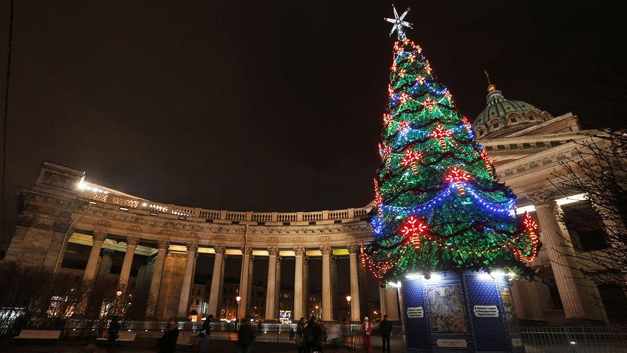 В Петербурге ослабили ограничения для заведений в новогодние праздники