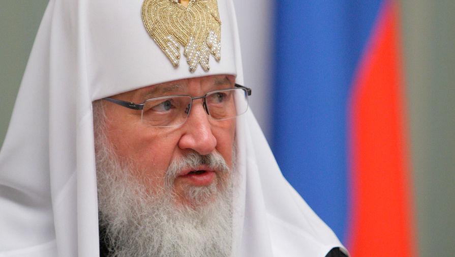 Патриарх призвал переболевших коронавирусом верующих стать донорами плазмы