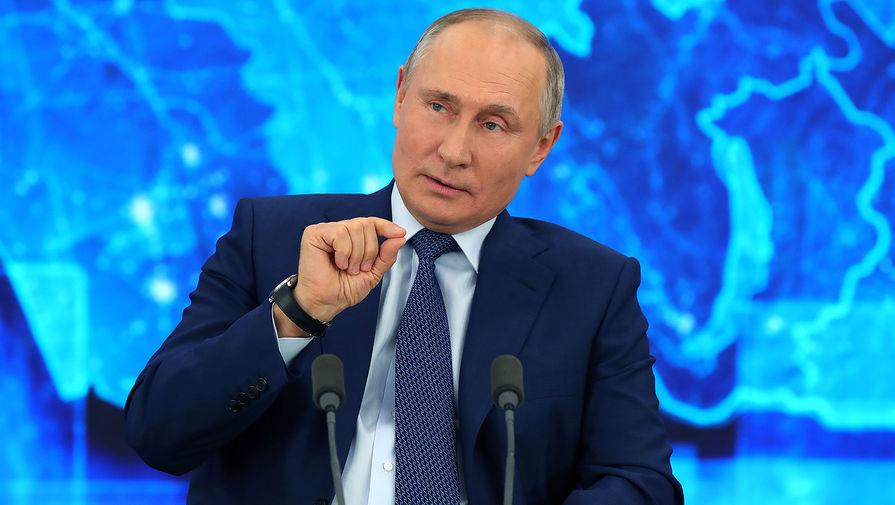 CAS запретил Владимиру Путину посещать чемпионаты мира и Олимпиады