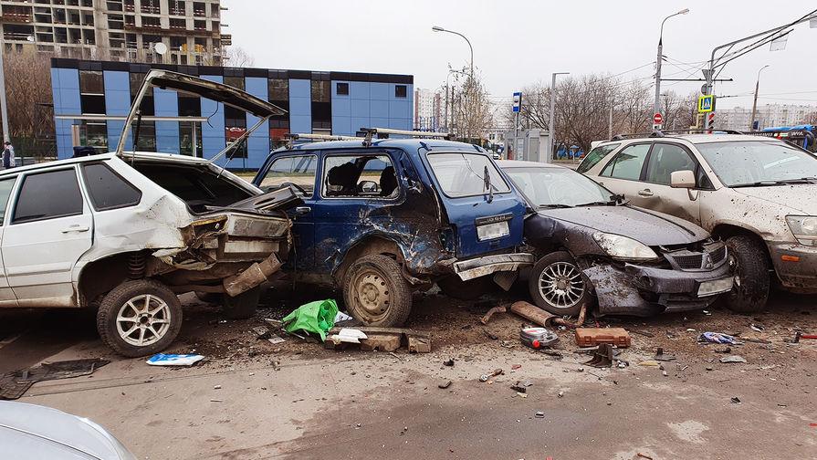 В Туве в аварии погибли четыре человека
