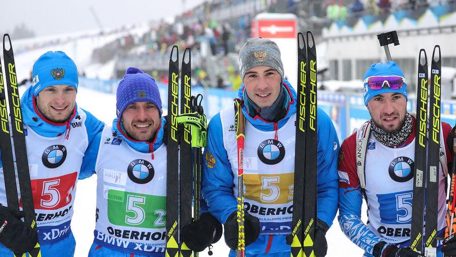 Сборная России по биатлону обновила медальный антирекорд до 33-х гонок