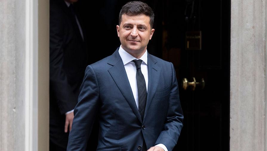 Зеленский прибыл в Донбасс с послами G7