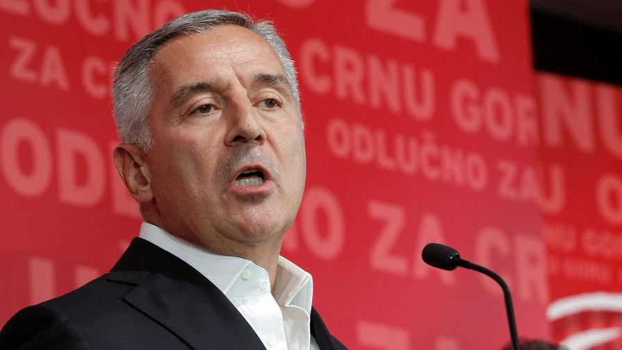 Президент Черногории проходит лечение от пневмонии