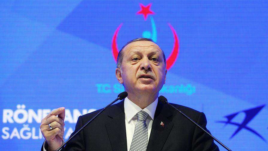 Эрдоган: Макрон не научился политике