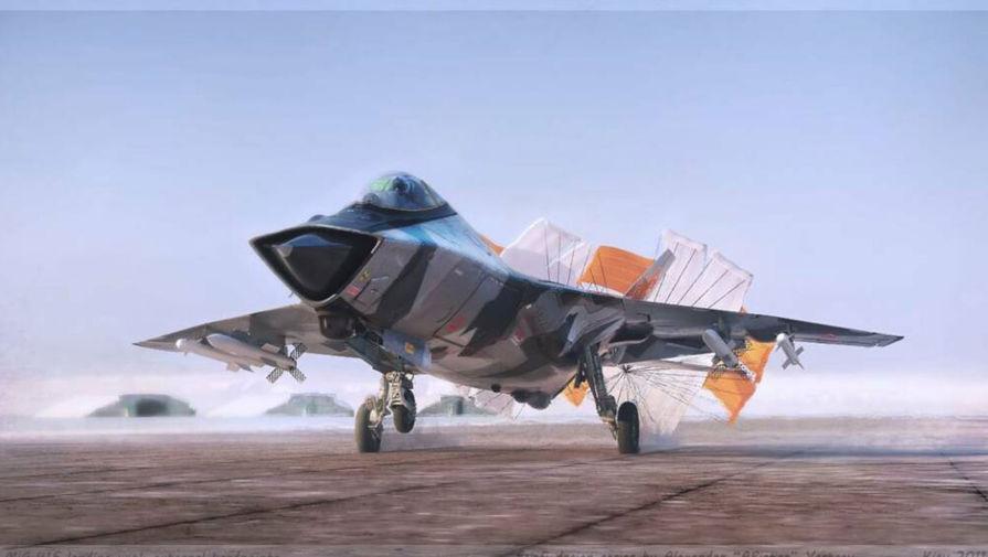 Россия начала разработку истребителя нового поколения МиГ-41