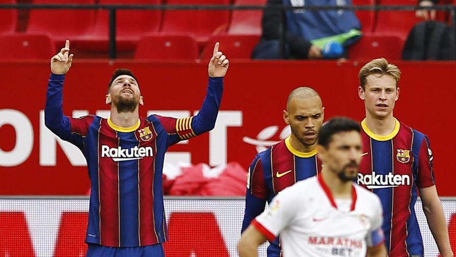 'Барселона' в 42-й в истории вышла в финал Кубка Испании
