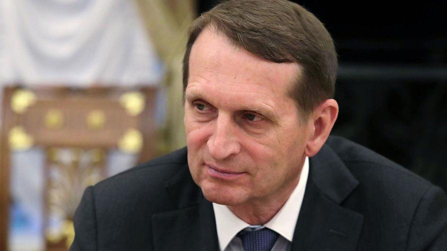 Глава внешней разведки РФ заявил, что против России и Белоруссии ведется гибридная война