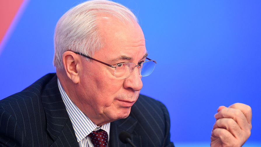 Бывший премьер Украины сравнил страну с фашистской Германией