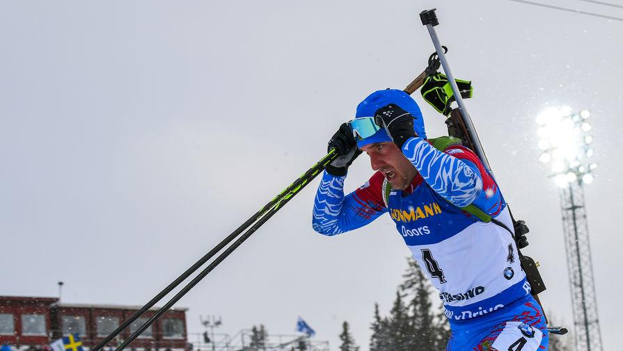 Российские биатлонисты второй раз за день обновили медальный антирекорд
