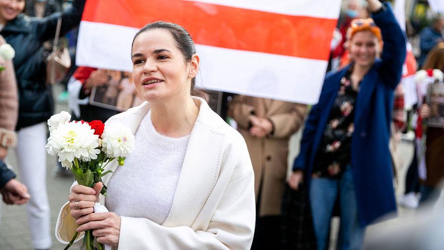 Тихановская открыла 'народные посольства' Белоруссии в других странах