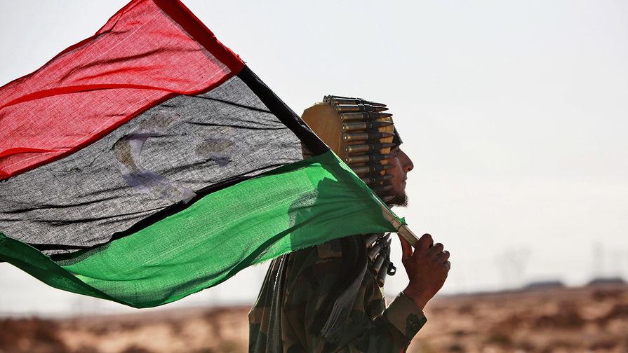 Глава ПНС Ливии Саррадж покинул страну