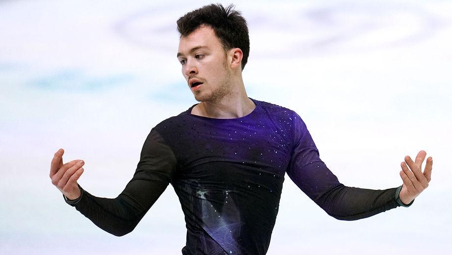 Дмитрий Алиев не выступит на чемпионате России по фигурному катанию