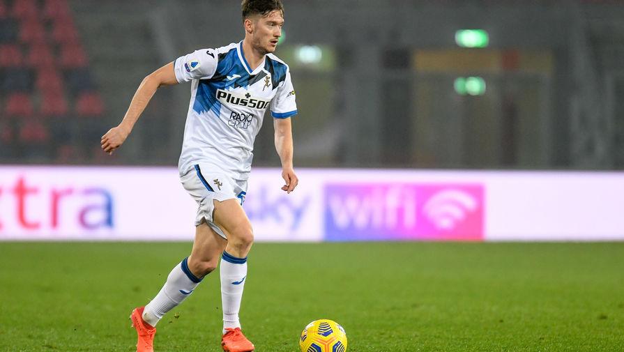 'Аталанта' без Миранчука сыграла вничью с 'Наполи' в Кубке Италии