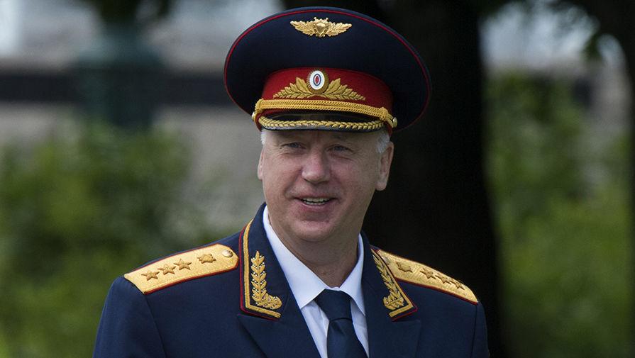 Бастрыкин поручил 'ворваться в интернет' и бороться с преступностью