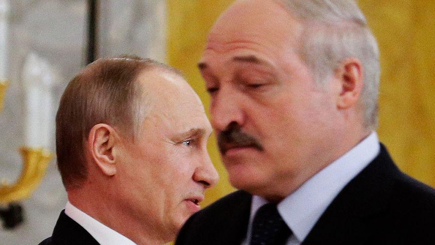 Путин и Лукашенко могут встретиться в Сочи в феврале