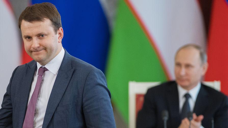 Песков рассказал, общался ли Путин с заболевшим коронавирусом Орешкиным