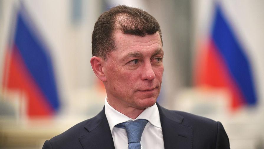 Экс-глава ПФР Топилин стал старшим советником гендиректора РЖД