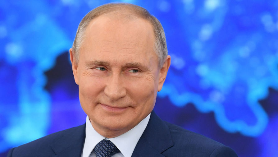 Путин собирается сделать прививку от коронавируса
