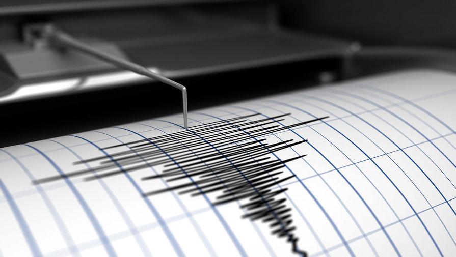 У берегов Чили произошло землетрясение магнитудой 6,8