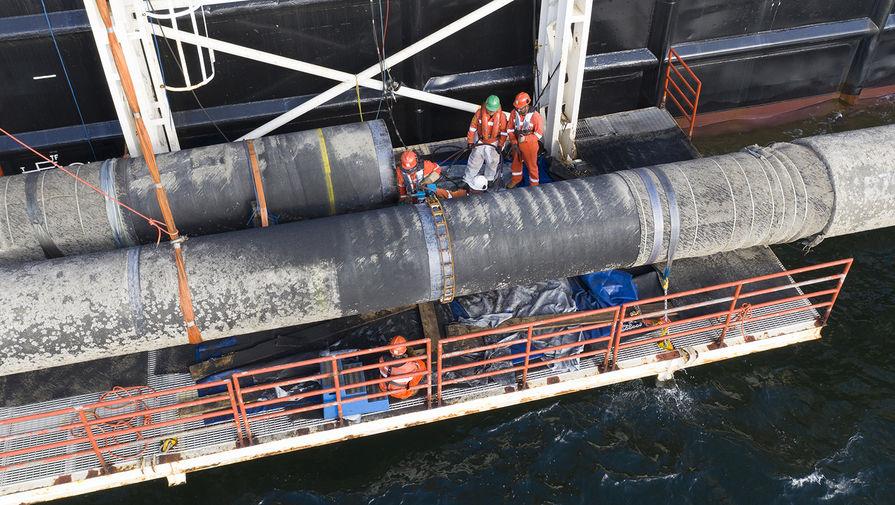 Эксперты оценили сроки завершения строительства 'Северного потока — 2'