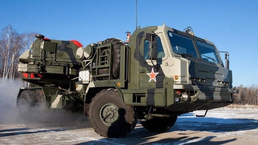 Первые ЗРС С-500 'Прометей' поступят в войска России в 2021 году