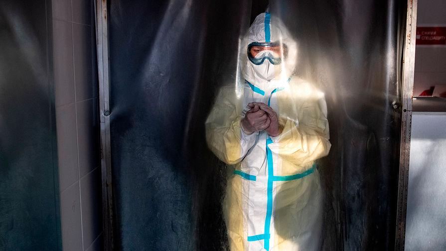 В Москве выявили 5893 заражения коронавирусом за сутки