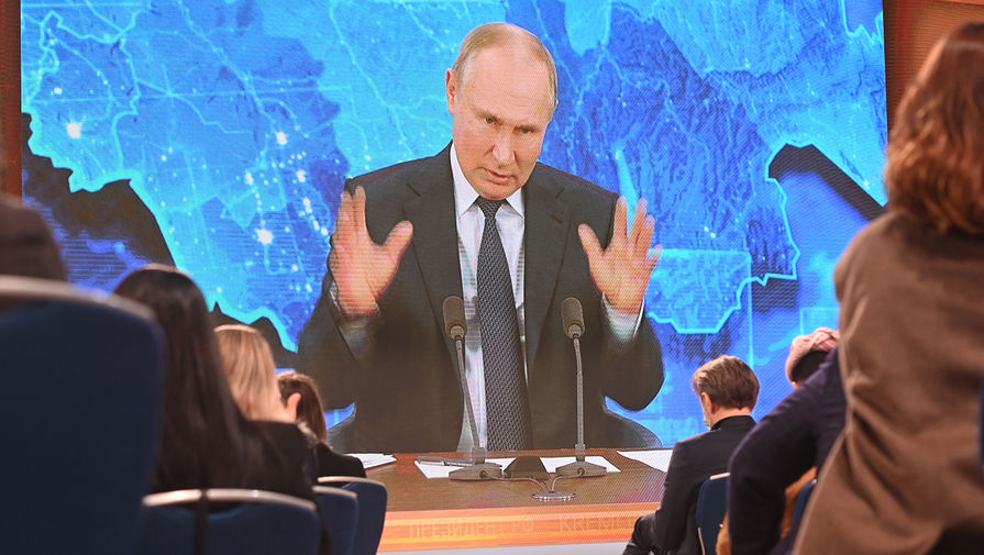 Путин рассказал о разработке нового вооружения