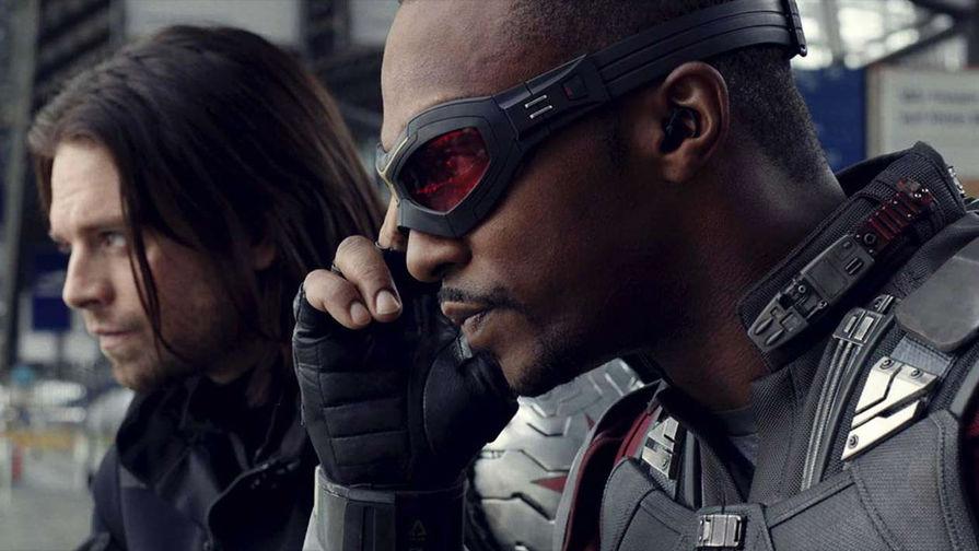 Студия Marvel показала новый трейлер сериала 'Сокол и Зимний солдат'