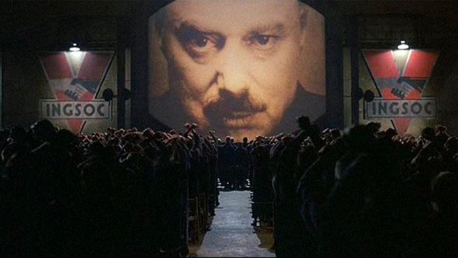 Россияне ассоциируют 2020 год с книгой '1984'