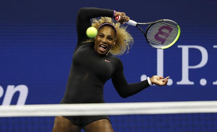 Россиянка Потапова проиграла Серене Уильямс на Australian Open