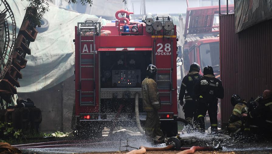 Прокуратура начала проверку после пожара в лаборатории ФМБА в Подмосковье