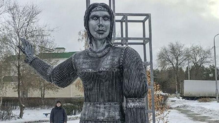 Памятник Аленке могут перенести в Воронеж