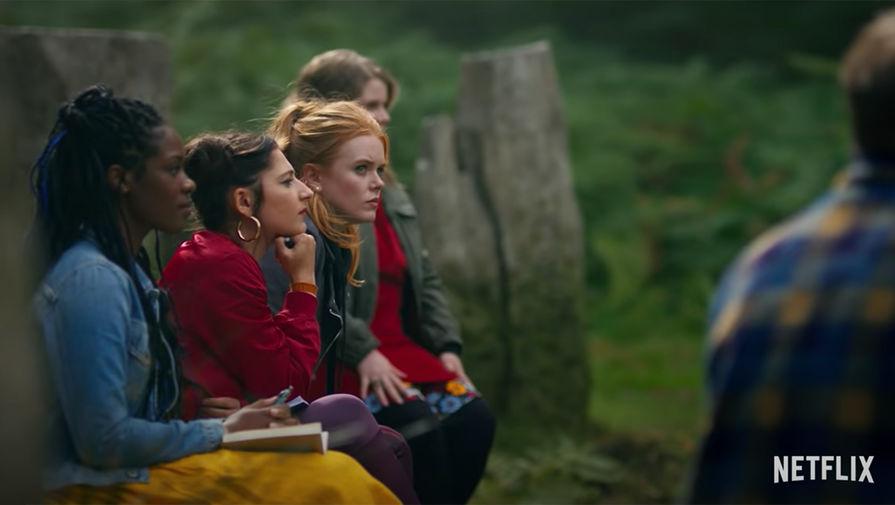 Netflix снимет кино про 'Винкс'