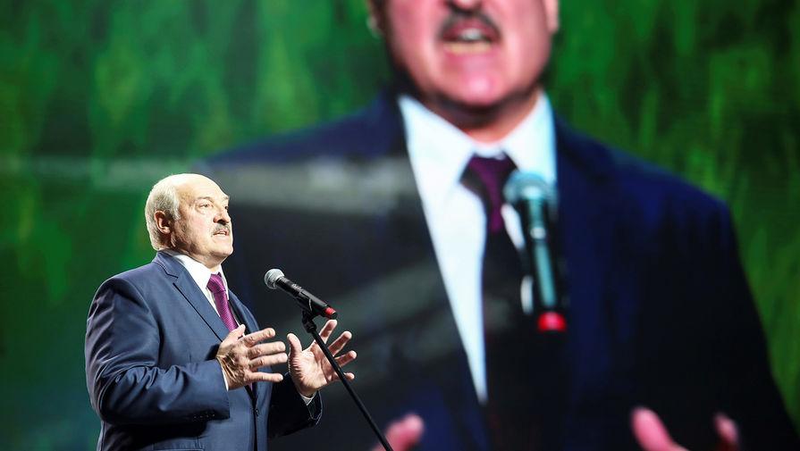 Лукашенко назвал двух возможных кандидатов в президенты Белоруссии