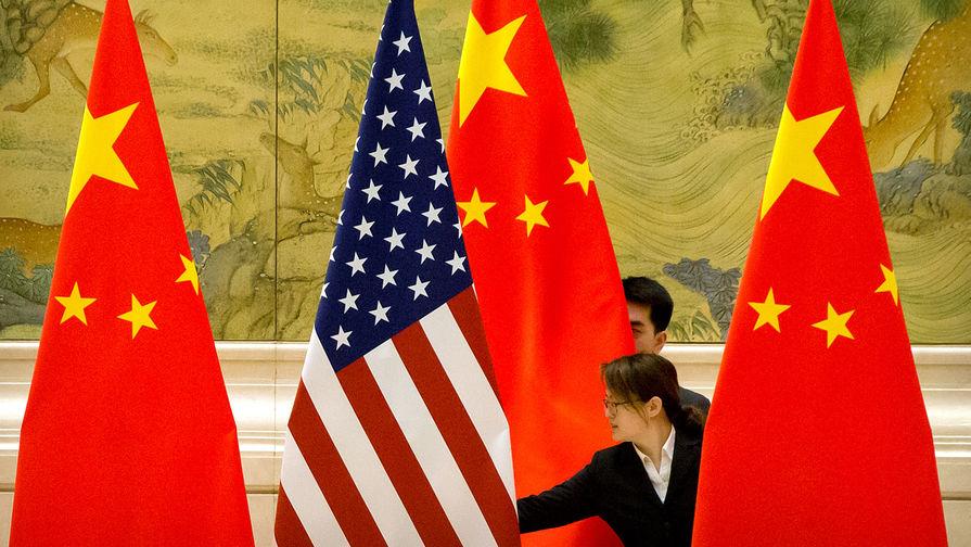 Глава МИД Китая обвинил Трампа в деградации отношений Пекина и Вашингтона