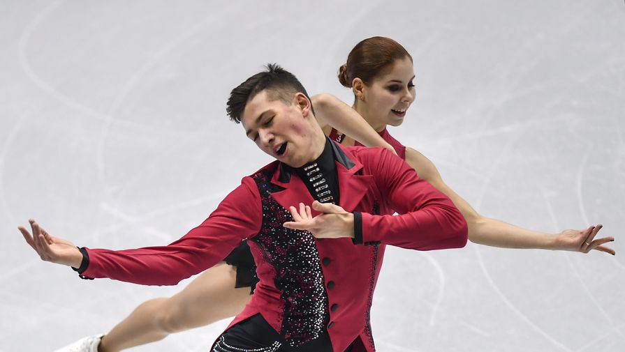 Траньков поздравил Мишину и Галлямова с победой на чемпионате мира