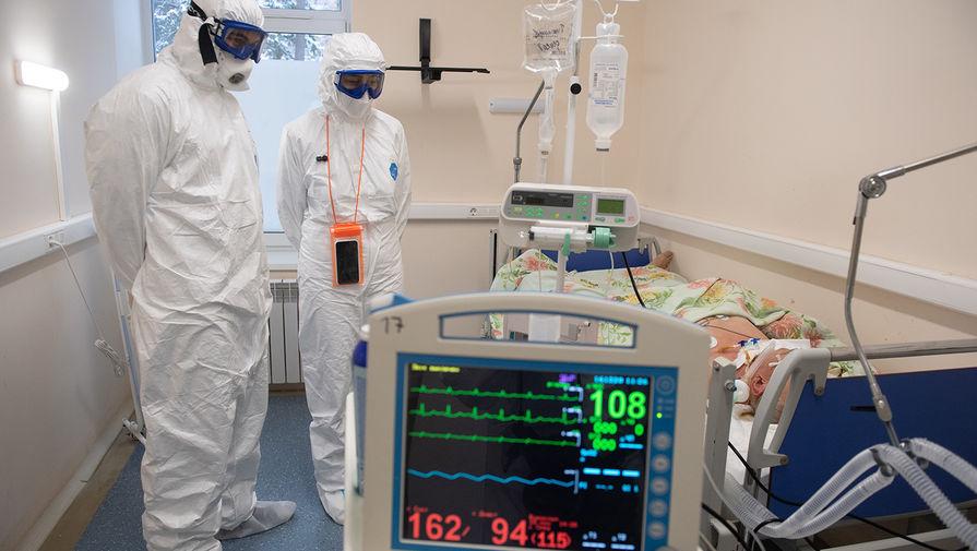 В России выявлено еще 24 246 новых случаев коронавируса