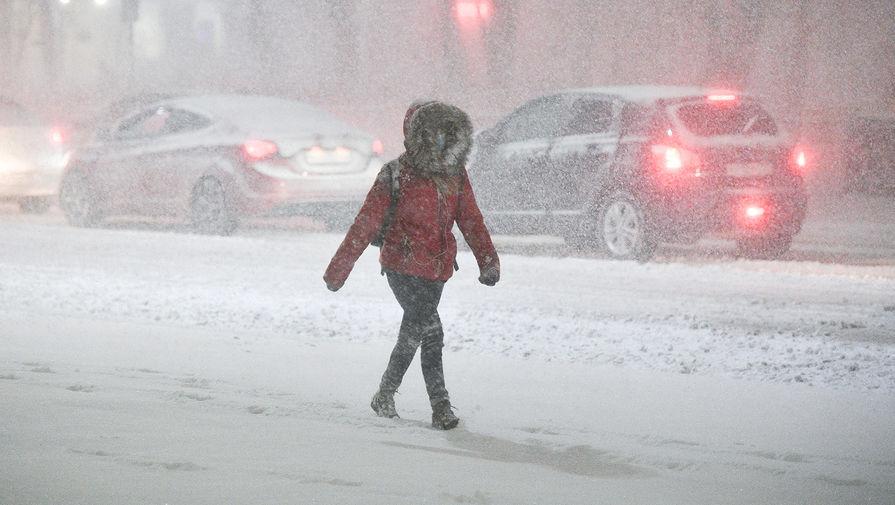 В Москве в четверг ожидается до -5°С и ухудшение погоды к ночи