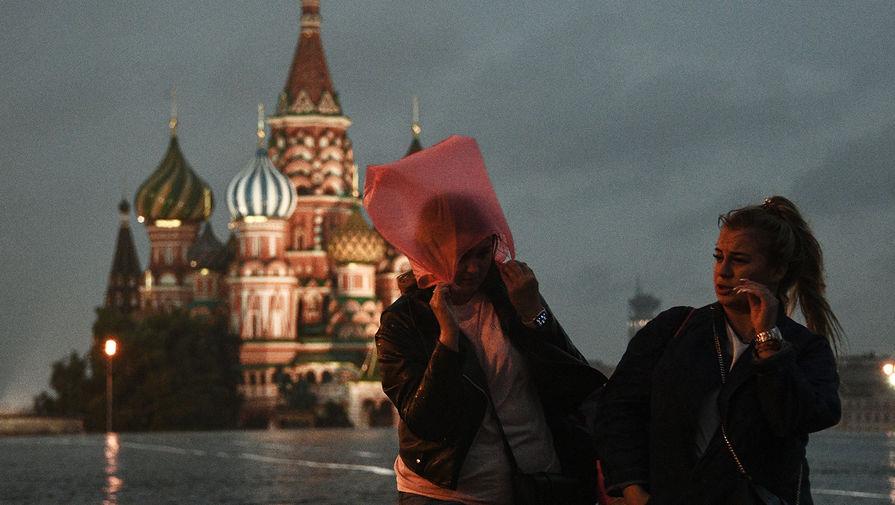 В Москве за апрель выпало 174% осадков от нормы