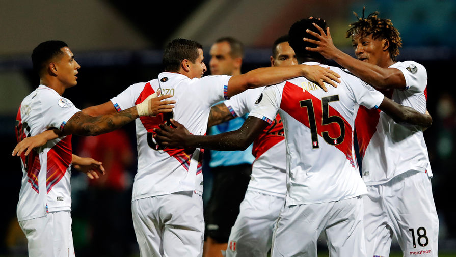 Сборная Перу по пенальти обыграла Парагвай и вышла в полуфинал Кубка Америки